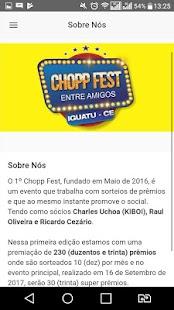Chopp Fest - náhled