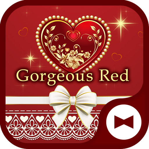 Heart Wallpaper Gorgeous Red Theme Icon