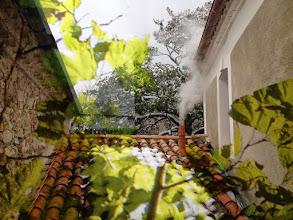 Photo: Vue de la passerelle