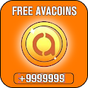 Trivia 2K21 Daily Tips For Avakin l Free AvaCoins icon