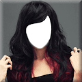 Black Hair Beauty Frames APK
