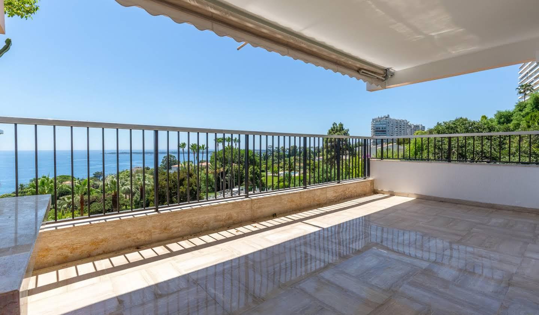 Appartement avec terrasse et piscine Vallauris