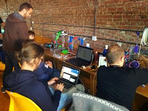 Photo: Otro tema fué la cantidad de diferentes tipos de software que usaban los usuarios