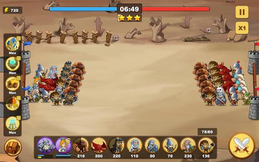 Mini Heroes 1.0.2 Screenshots 2