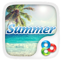 Summer GOLauncher Theme icon