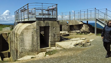 Photo: German bunker