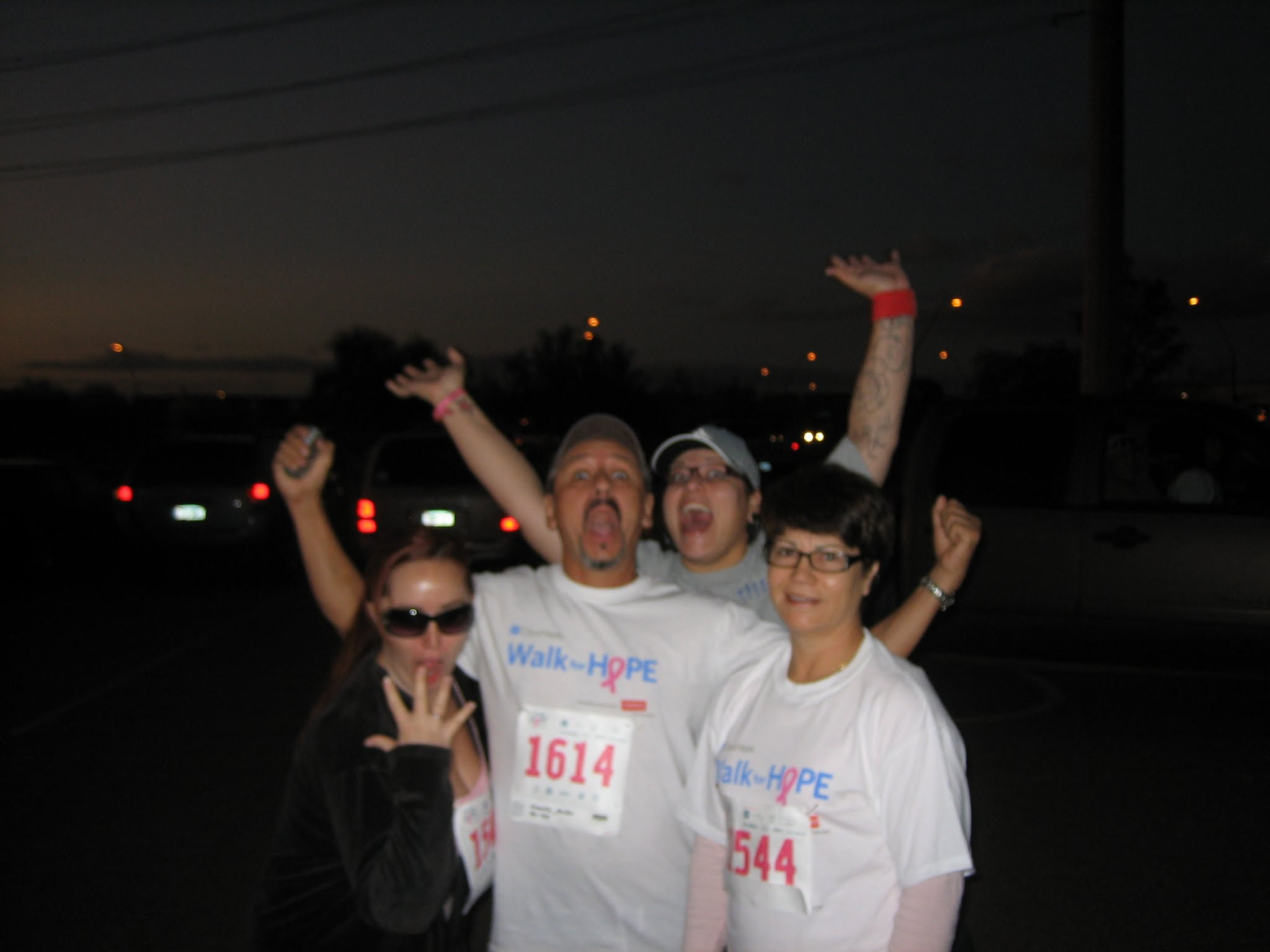Photo: Walk / run for Hope