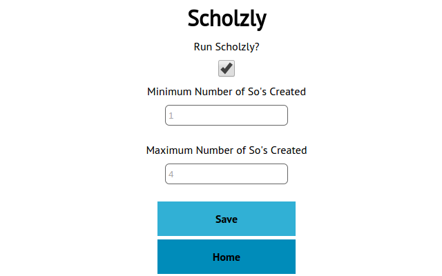 Scholzly