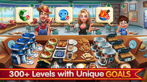 Cooking City-chef' s crazy cooking game - screenshot