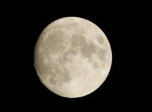 Photo: 今宵の月、十三夜月
