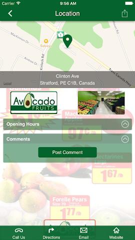 android Avocado Fruits Screenshot 7