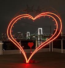 Photo: I <3 the Rainbow Bridge