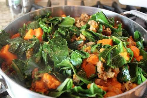 "Sweets & Greens *All Together Now* ""This healthy dish is very versatile..."