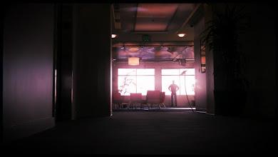 Photo: Pondering -- Seattle, WA