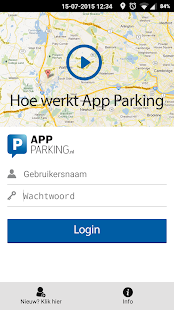 App-Parking 2016- screenshot thumbnail