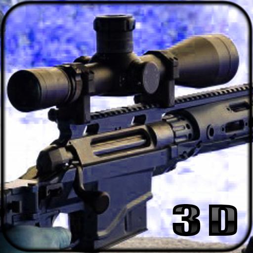 Modern Airborne Sniper 3D: Bullet Strike Force OPS
