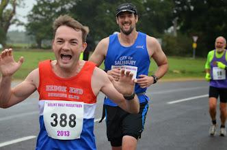 Photo: Andy Robbins - Photo courtesy of Paul Hammond