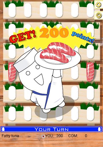 免費下載紙牌APP|FunyaFunya's Sushi Pelmanism app開箱文|APP開箱王