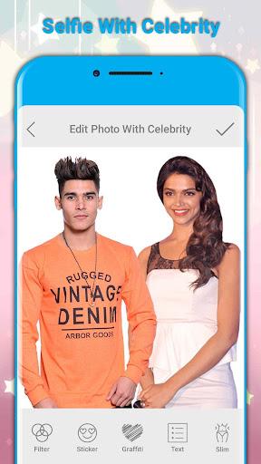 Celebrity Photo and Me...!!!! 1.2 screenshots 3