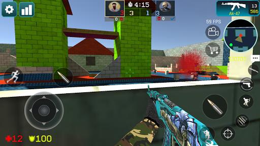 Strike team  - Counter Rivals Online 2.8 screenshots 8