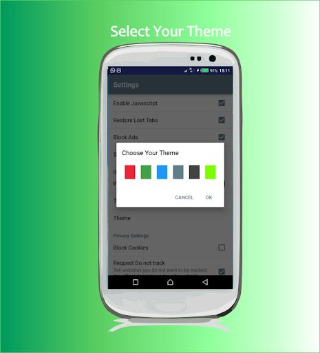 Web Explorer 4.2.0 screenshots 3