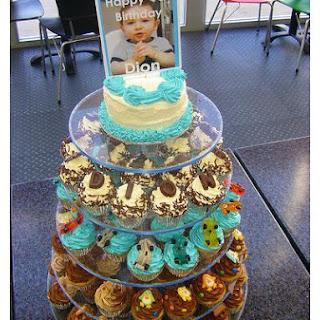 Fudge Cupcakes