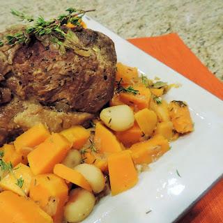 Winner, Winner, Pork Roast Dinner! Recipe