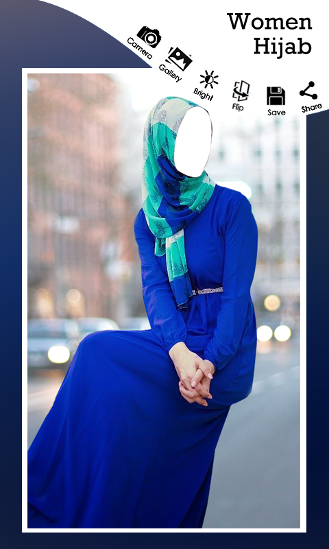 Hijab Women Fashion Photo- screenshot