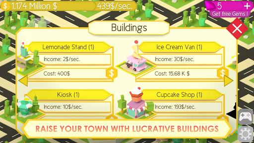 Idle Town 2.2.1 Mod screenshots 3