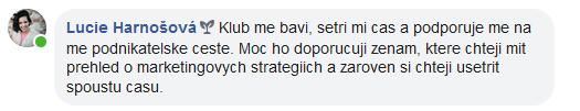 reference Lucie Harnosova