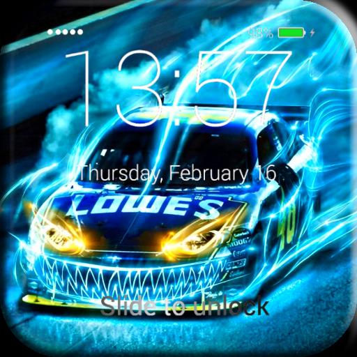 Street Racing Lock Screen