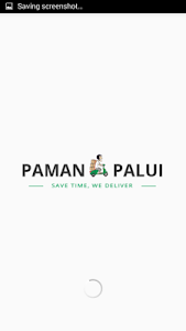 Paman Palui - food delivery screenshot 0