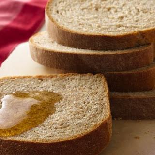 Honey-Whole Wheat Bread.