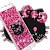 Pink Kitty Shine Leopard Cute Kitten Theme file APK for Gaming PC/PS3/PS4 Smart TV
