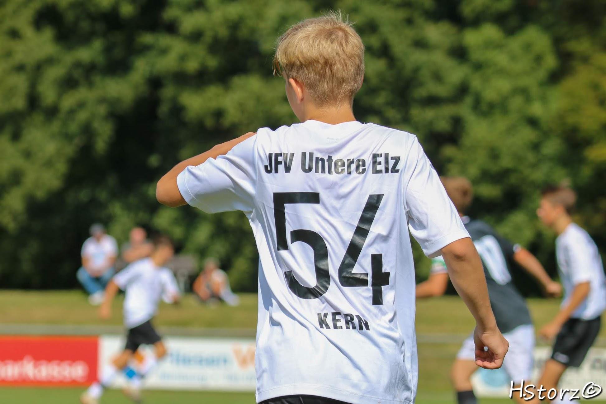 B1-JFV Untere Elz – SG Zusenhofen   1:3 (0:1)