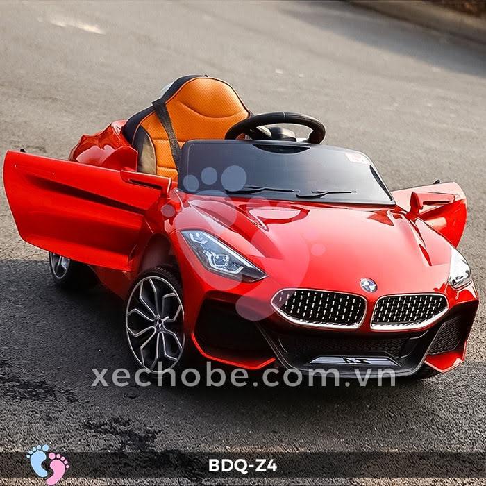 Xe ô tô điện cho bé BDQ-Z4 15