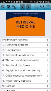 Retrieval Medicine - náhled