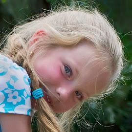 Gianna  by Joe Saladino - Babies & Children Child Portraits ( girl, family, portrait, granddaughter, child )