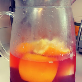 Blush Summer Sangria.