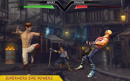 Street Fighting Champion King Fighters screenshot