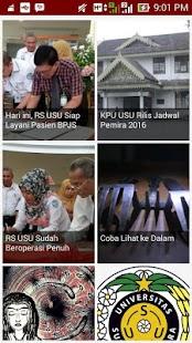 Pers Mahasiswa SUARA USU- screenshot thumbnail