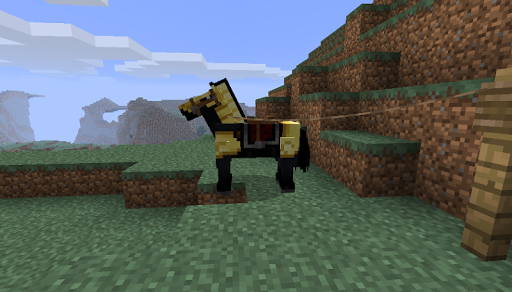 Horses Mod For Minecraft