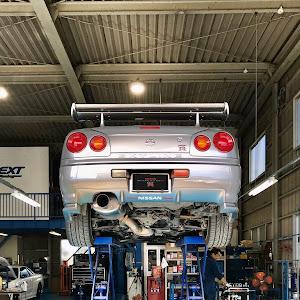 スカイラインGT-R BNR34 2002年 標準車のカスタム事例画像 TAR【FS-R】さんの2019年10月05日14:24の投稿