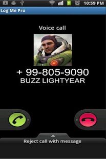Call From Buzz  Lightyear Prank - náhled