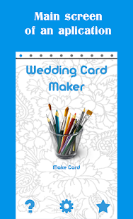 Wedding card maker apps on google play screenshot image stopboris Image collections