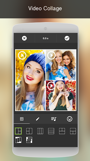 Video Collage: Mix Video&Photo 1.52 screenshots 1