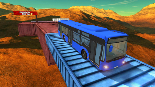 Impossible Bus Driver Track 3D 1.03 screenshots 4