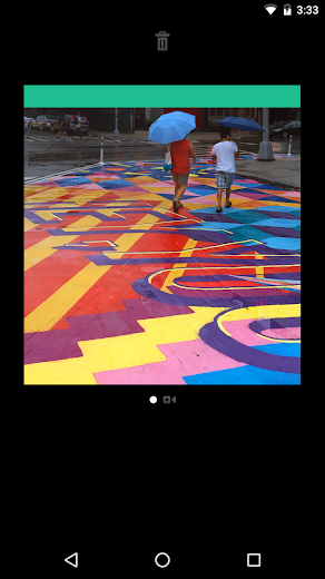 Screenshot 2 for Vine.co's Android app'