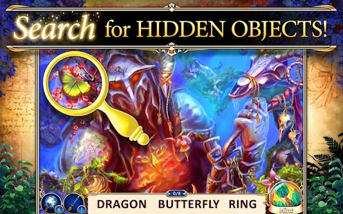 Midnight Castle: Hidden Object- screenshot thumbnail