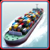 Mega Cargo Ship Transporter